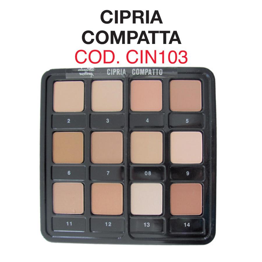 Pal. 12 compact powder