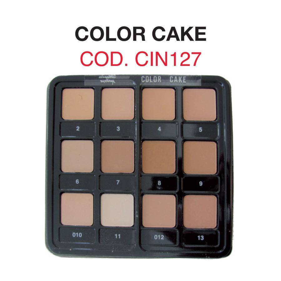 Pal. 12 color cake
