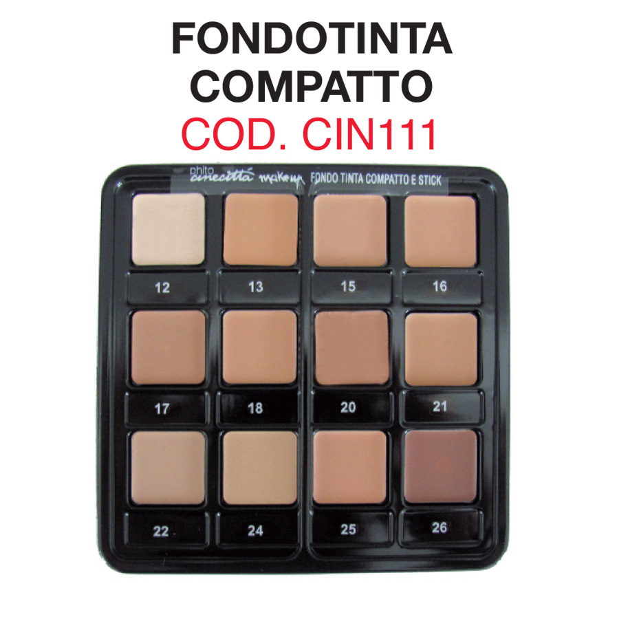 Pal. 12 compact foundation