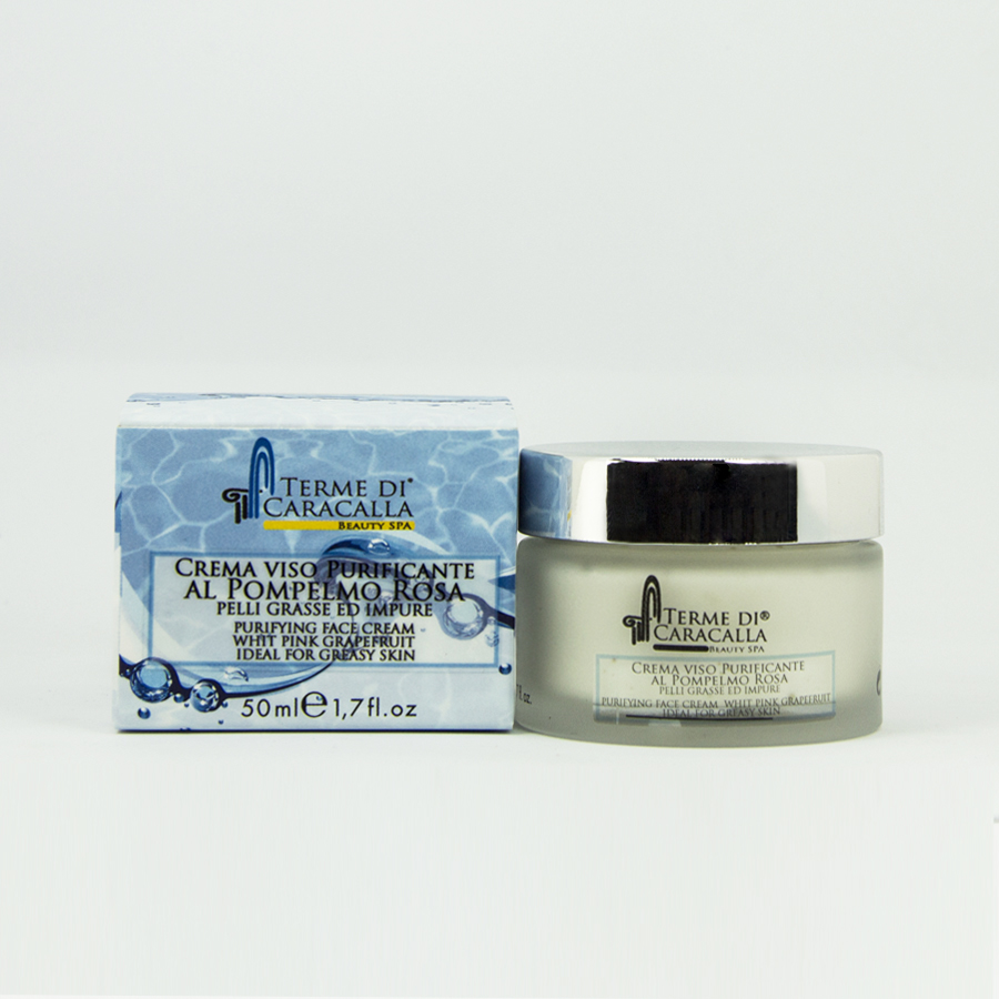PINK GRAPEFRUIT Purifying cream