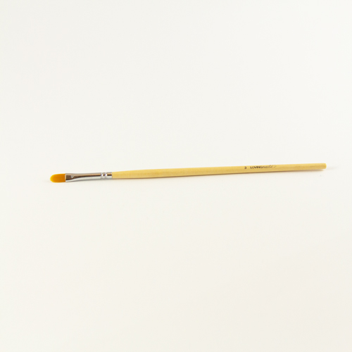 Medium flat brush n° 3