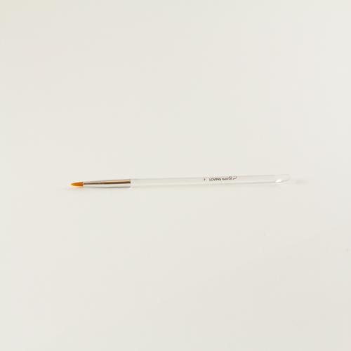 Medium rounded brush for gel n° 7