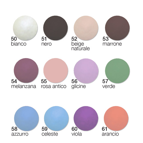Ombretto cotto velluto mat - Velvet mat cooked eye shadow