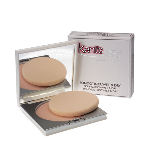 Fondotinta wet&dry Kents - Foundation wet&dry