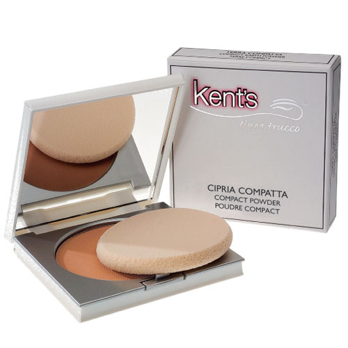 Cipria compatta Kents - Compact powder