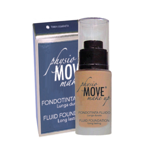 Physio Move Fondotinta fluido lunga durata - Long lasting fluid foundation