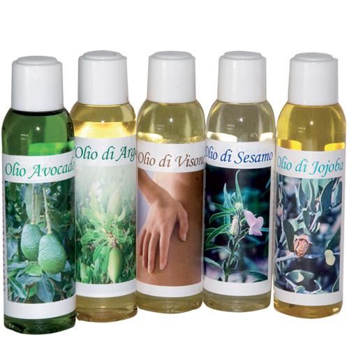 Olio di argan - Argan oil
