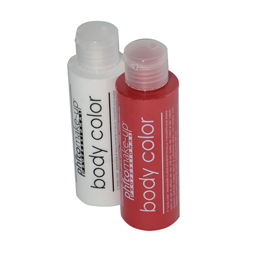 Body color cerone liquido idrosolubile -  liquid water soluble greasepaint