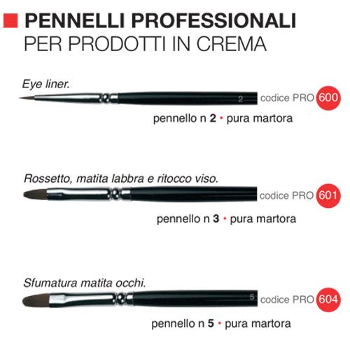 Pennelli professionali per prodotti in crema  1
