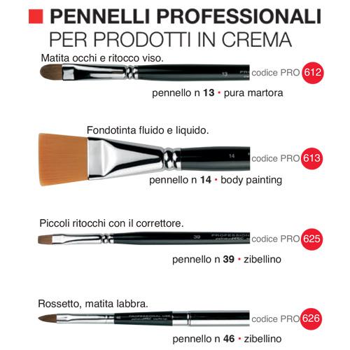 Pennelli professionali per prodotti in crema  2