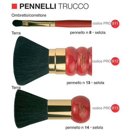 Pennelli trucco 4