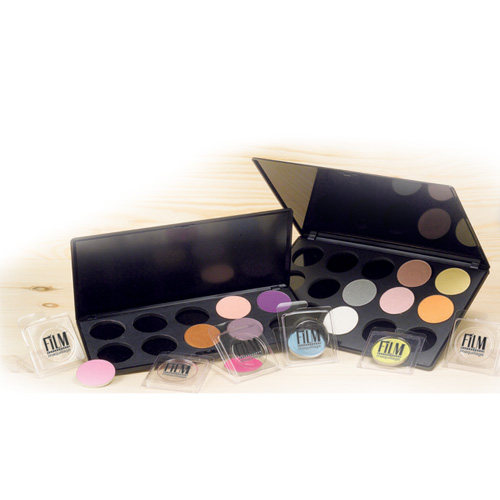 Astuccio vuoto per 10 ombretti - Empty case  for 10 eye shadows
