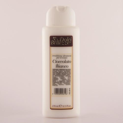Cioccolato bianco - White chocolate